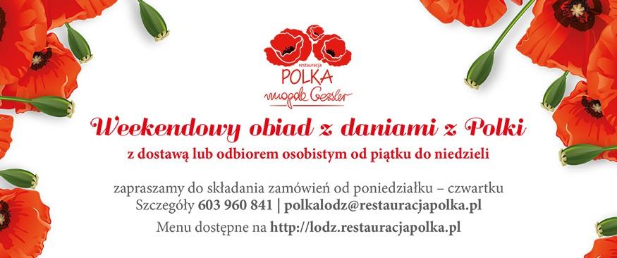 Weekendy z daniami Polki